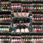 สีทาเล็บพีเมี่ยม nail color by love me (ยกโหล)