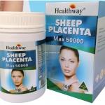 Healthway Sheep Placenta เฮลท์เวย์ ชีพ พลาเซ็นต้า บรรจุ 100 แคปซูล