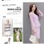 set เสื้อและกระโปรงสีม่วงพาสเทลสวยหวาน thumbnail 2