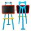 ชุดกระดานแม่เหล็ก+กระดานดำ Learning Easel 3in1 thumbnail 10