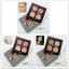 NEE CARA 4 color contour blush Nee Cara No.1010 นีคาร่า บลัช พาเลท 4 สีในตลับเดียว thumbnail 4