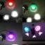 หลอดไฟ LED เปลี่ยนสีได้ 16 สี พร้อมรีโมท led 16 color in 1 RGB thumbnail 4