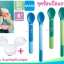 ชุดช้อนป้อนอาหารเด็กพร้อมฝาปิด MAM Heat Sensitive Spoons&Cover [6เดือนขึ้นไป] thumbnail 2