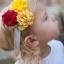 ผ้าคาดผมดอกไม้ สไตล์เด็กยุโรป thumbnail 5