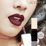 Merrezca Lip Speak Velvet เมอร์เรซกา ลิป ครีม เวลเวท #104 Red wood ลิปสติกเนื้อครีมฉ่ำ สีสวย ทาเเล้วไม่เป็นขุย ติดทนทั้งวัน
