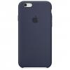 เคสซิลิโคน iPhone 6 / 6s - สีมิดไนท์บลู ( Original )