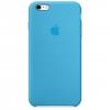 เคสซิลิโคน iPhone 7 / 8 สีฟ้า ( Original )