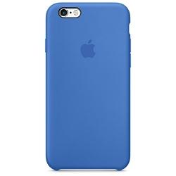 เคสซิลิโคน iPhone 6 / 6s - สีน้ำเงิน ( Original )