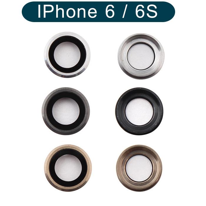 กระจกเลนส์กล้องหลัง iPhone 6 / 6S