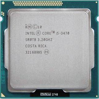1155 i5-3470 up to 3.6Ghz