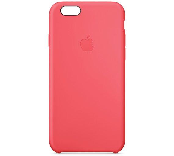 เคสซิลิโคน iPhone 7 / 8 สีชมพูสไปซี่ ( Original )