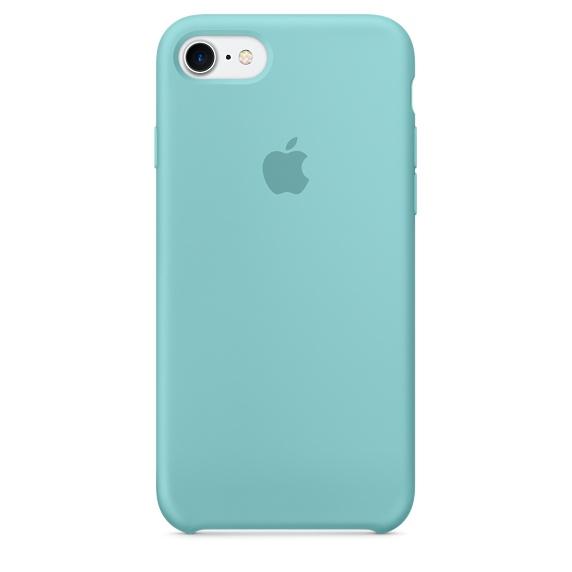 เคสซิลิโคน iPhone 6 / 6s ไลท์บลู ( Original )