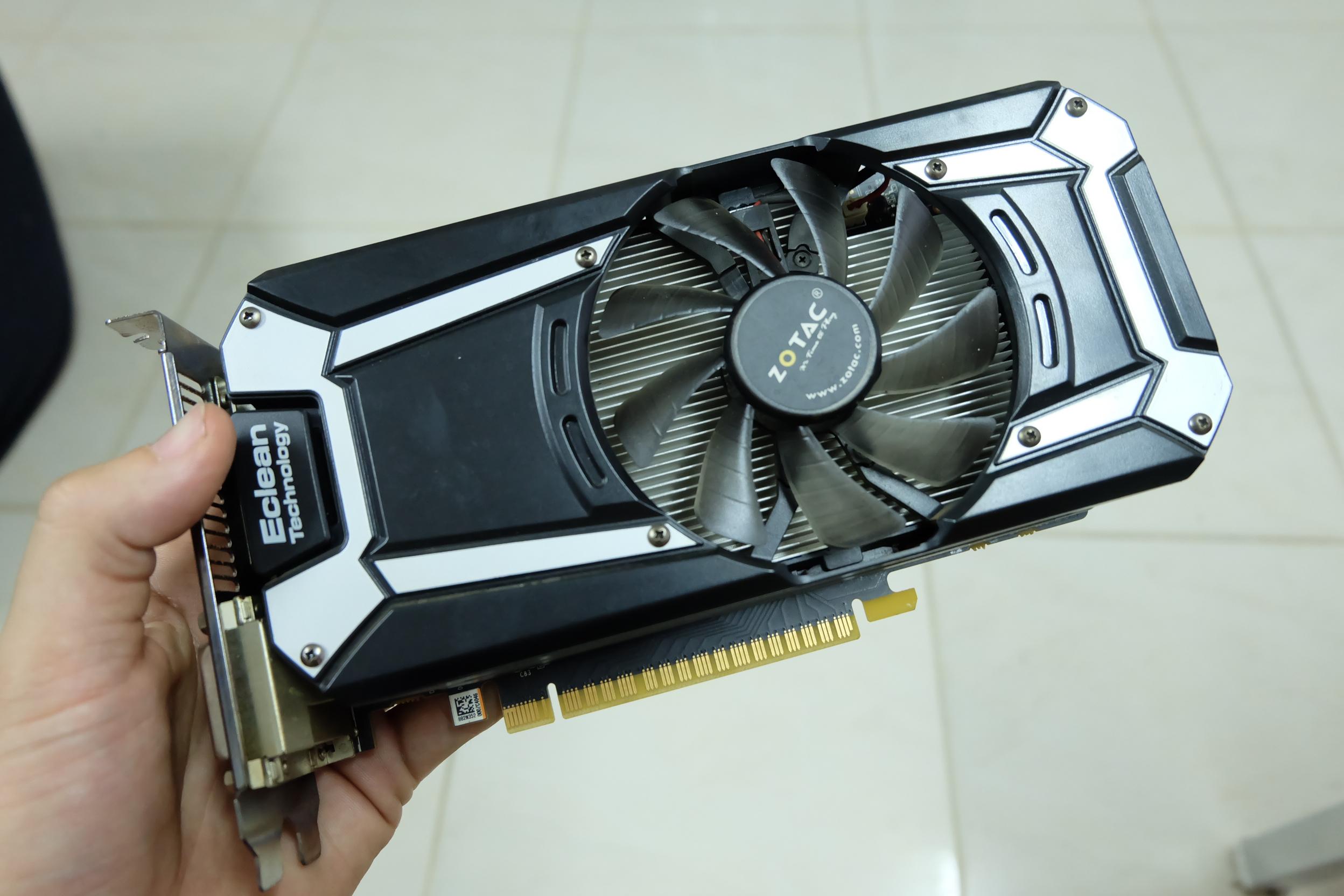 ZOTAC GeForce GTX 750 1GB OC