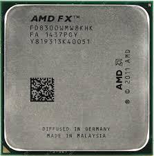 AM3+ AMD FX 8300 Turbo 4.2Ghz