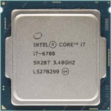 i7-6700 3.4Ghz Turbo 4.0Ghz