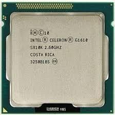 1155 Celeron G1610 2.6Ghz 2C 2T