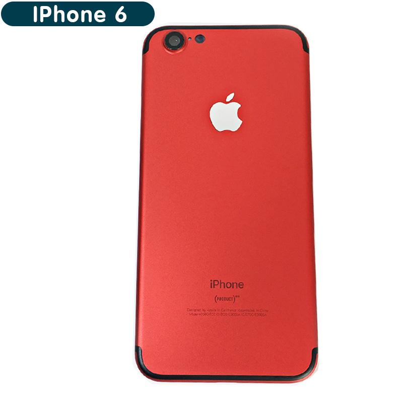 โครงหลัง iPhone 6 Red Edition ( iPhone7)