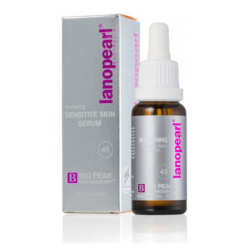 Lanopearl Nurturing Sensitive Skin Serum เซรั่มรกแกะ บริสุทธิ์สกัดเข้มข้น 45% 25ml.