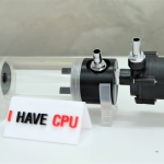 ปั๊ํมน้ำ SC600 พร้อมถังพักน้ำ 14 CM และฟิตติ้ง