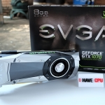 EVGA GeForce GTX 1070 FOUNDERS EDITION