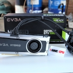 EVGA GeForce GTX 1080 FTW HYBRID GAMING
