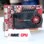 AMD FirePro V4900 1GB