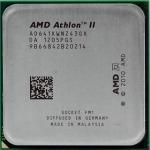 CPU Athlon II X4 641 2.8Ghz