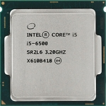 1151 i5-6500 up to 3.6Ghz