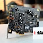 Creative Sound Blaster X-Fi Titanium SB0880