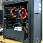 เครื่อง Workstation 20 Core 40 Thread (E5-2680 V2)