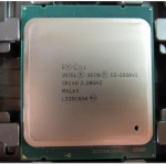 Intel® Xeon® Processor E5-2660 v2 up to 3.0Ghz 10 Core 20 Thread