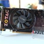 ZOTAC GeForce GTS 450 1GB DDR5