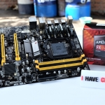 AMD FX 8320 3.5Ghz Turbo 4.0Ghz 8Core 8Thread (ของใหม่) + Biostar TA970