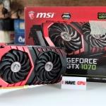 MSI GTX1070 GAMING X