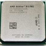 FM2 Athlon X4 760K 4.1Ghz