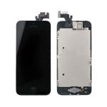 จอ ทัชสกรีน Iphone 5s สีดำ ประกัน 3 เดือน 1800 บาท