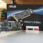 ASUS HDAV 1.3 Slim