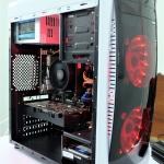 *ของใหม่* AMD RYZEN 3 2200G Turbo 3.7Ghz / 8GB DDR4 / GTX 1050 2GB / 580w *อัพเกรดได้*