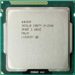CPU i5-2500S up to 3.7Ghz