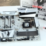 MSI Z170A MPOWER GAMING TITANIUM LGA 1151