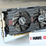 ASUS GeForce GTX 750 1GB OC