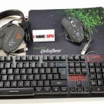 *ของใหม่* ชุด Gaming มีทั้ง Keybaord, Mouse, Headphone, แผ่นรองเมาส์