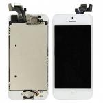 จอ ทัชสกรีน Iphone 5s สีขาว ประกัน 3 เดือน 1800 บาท