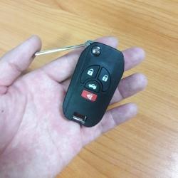 กรอบรีโมท Nissan