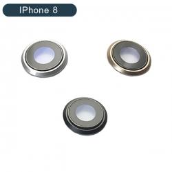 กระจกเลนส์กล้องหลัง iPhone 8