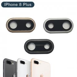 กระจกเลนส์กล้องหลัง iPhone 8 Plus