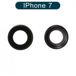 กระจกเลนส์กล้องหลัง iPhone 7