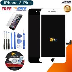 หน้าจอ iPhone 8 Plus พร้อมชุดเครื่องมือ