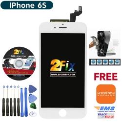 หน้าจอ iPhone 6S พร้อมทัสกรีน (White)