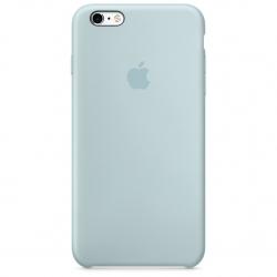 เคสซิลิโคน iPhone 6 / 6s - สีเทอร์ควอยซ์ ( Original )